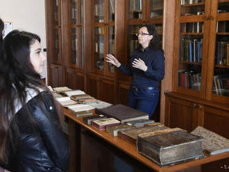 Košická Štátna vedecká knižnica plánuje predstaviť Vizsolyiskú Bibliu