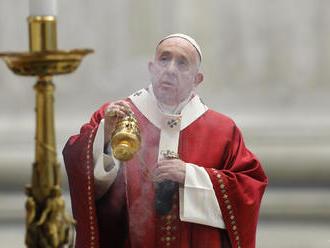 Pápež vyjadril podporu rybárom držaným v Líbyi
