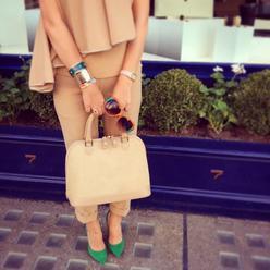 Nová luxusní kabelka Aspinal of London