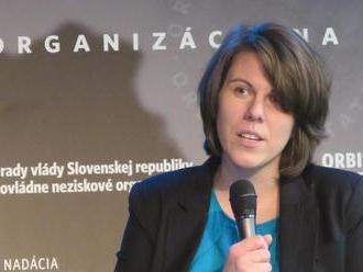 Novou výkonnou riaditeľkou Via Iuris má byť od 1. novembra K. Batková