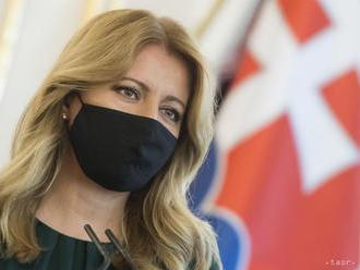 Útoky vo Francúzsku odsúdila aj prezidentka SR Zuzana Čaputová