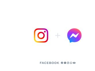 Facebook propojuje Messenger s Instagramem, konec duplicitním konverzacím