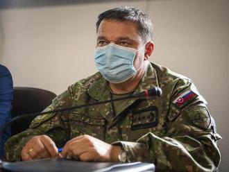 Naď: Vláda rozhoduje, či poverí ozbrojené sily vykonaním celoplošného testovania