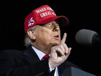 Biden by podľa Trumpa nedokázal zvládnuť pandémiu koronavírusu