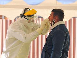 V sobotu pribudlo 1 567 prípadov nákazy koronavírusom