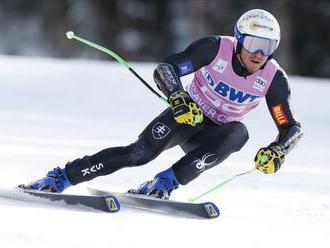 Žampa zabodoval hneď v prvom obrovskom slalome