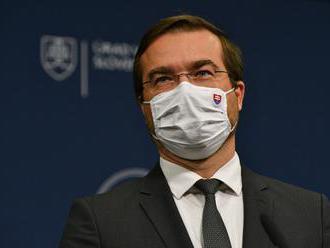 Minister Krajčí ocenil vysokú účasť na piatkovom testovaní
