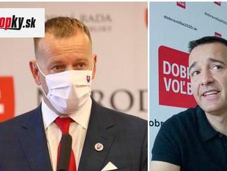 KORONAVÍRUS Kollár s odvážnym plánom pandemického vlaku: Drucker ho v momente zahltil otázkami
