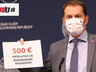 KORONAVÍRUS Matovič sľubuje zdravotníkom novú odmenu: Predsedu SLK Kollára nazval vlastizradcom!