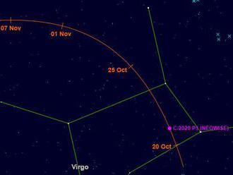 Na oblohe opäť zažiari Kométa NEOWISE