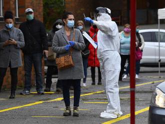 Nový rekord: Pribudlo ďalších 2202 prípadov nákazy koronavírusom