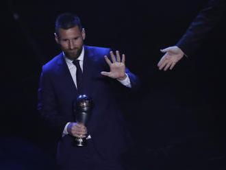 V nominaci na fotbalistu roku jsou Messi, Ronaldo i Lewandowski
