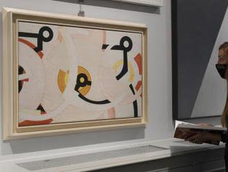 Aukce dnes nabídne Kupkův obraz za 30 milionů korun