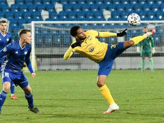 Nitra podľahla Dunajskej Strede 0:1 v 14. kole Fortuna ligy