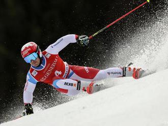 Traja Švajčiari s koronavírusom vynechajú paralelný obrovský slalom SP