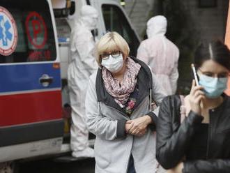 Poľsko hlási viac ako 18.000 nových prípadov koronavírusu
