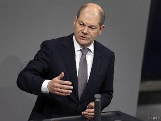 O. Scholz plánuje v roku 2021 nový dlh najmenej za 160 mld. eur