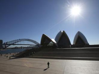 Sydney zaznamenalo najteplejšiu novembrovú noc
