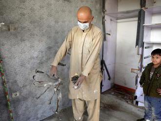 Afganistan: K útoku v Kábule sa prihlásil Islamský štát