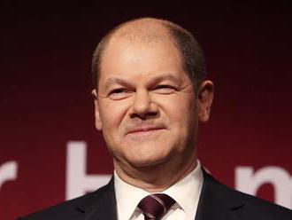Minister financií Scholz plánuje v roku 2021 nový dlh najmenej za 160 mld. eur