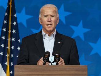 Biden by mohol na budúci týždeň prezradiť mená členov svojho kabinetu