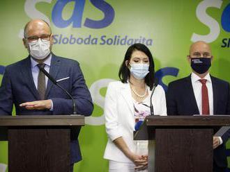 """Mongolsko sa dočkalo: SaS predstavila """"Semafor zdravia."""" Sulík chce odstrániť chaos z bo"""