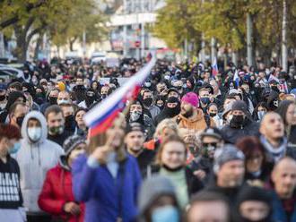 Ľudia chystajú ďalšie protesty: Už túto sobotu 28. novembra v Trnave pred Matovičovým domom a 5. dec
