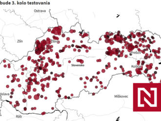 Minúta po minúte: V 458 mestách a obciach prebieha plošné testovanie