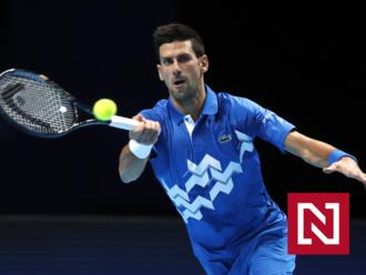 Turnaj majstrov, 6. deň: Bol by Djoković grandslamový rekordér, ak by sa viac sústredil na hranie?