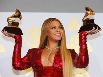 Hudební Oscary znají nominované. Nejvíce šancí na ceny Grammy má letos zpěvačka Beyoncé