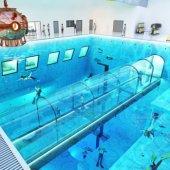 Milujete potápění? Polsko otevře nejhlubší bazén na světě