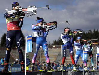 Biatlonová dávka u susedov. Nové Mesto nahradí olympijský test
