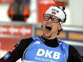 Nóri ovládli prvé preteky, ale nebol to Bö, kto vyhral. Slováci vzadu