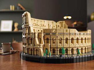 Lego začne predávať najväčšiu stavebnicu. Má viac ako 9 tisíc kociek