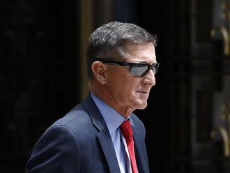 Trump omilostil svojho bývalého poradcu Michaela Flynna
