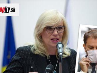KORONAVÍRUS Expremiérka Radičová zvozila Matoviča ako malého chlapca: Zabudol na svoje vlastné slova