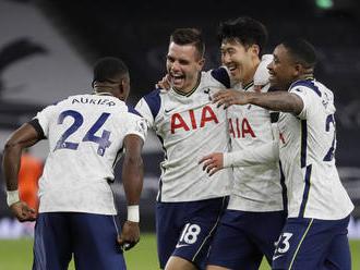 Tottenham zvíťazil v šlágri kola nad Manchestrom City