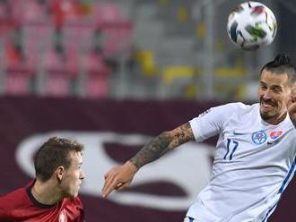 Ako budú vyzerať futbalové ME aj so Slovenskom? Tu sú štyri scenáre