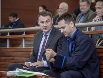 V Liberci pokračuje soud, v němž je obžalován i hejtman Půta