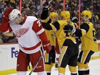 Výhru Pittsburghu nad Detroitem zařídil Hörnqvist