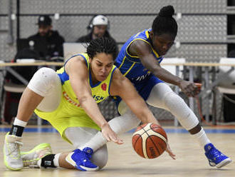 Basketbalistky USK na závěr Euroligy vyhrály v Braine