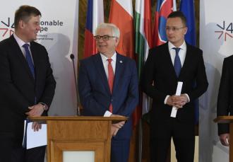 Ministři zahraničí V4 se scházejí s kolegy ze západního Balkánu