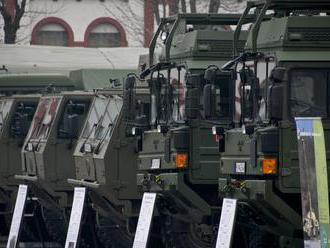 Rezort obrany upozorňuje na budúcotýždňové presuny vojenskej techniky