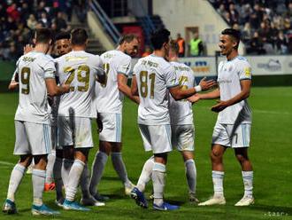 FORTUNA LIGA: Obhajca Slovan do jari 2019/2020 s náskokom