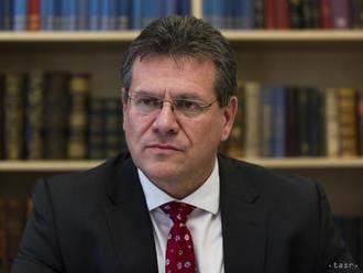 Šefčovič: EÚ medzi bezpečnostné výzvy zaraďuje aj klimatické zmeny