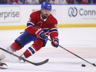 Tatar strelil gól, Montreal však prehral
