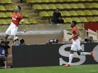 Monaco vyhralo nad HSC Montpellier