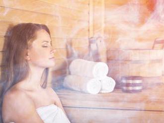 Výhody saunovania v parnej saune.