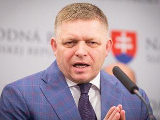 Tvrdá odpoveď Roberta Fica redaktorke RTVS na otázku o Andrejovi Kiskovi