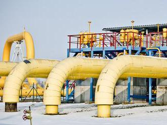 Ukrajinci navyšujú odber plynu zo Slovenska